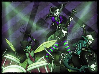 Psychobilly band
