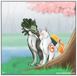 Link and Ammy