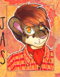 Fall Badge - Jas