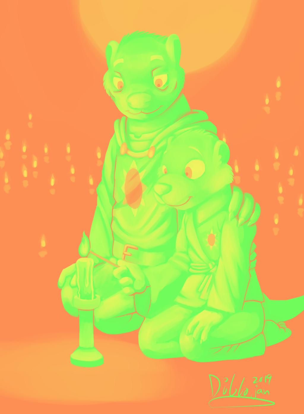Candle Ritual