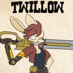 Twillow Fleetfoot | 2021 Reference | 1/2