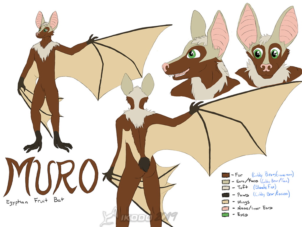 Most recent image: Muro Ref Sheet