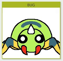 Favorite Pokemon by type (Daily) #1 Spinarak