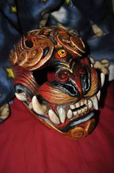 Mostlymade Painted Mask
