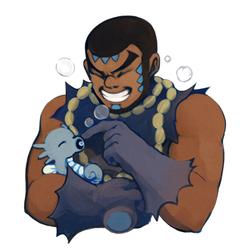Team Aqua Admin Matt