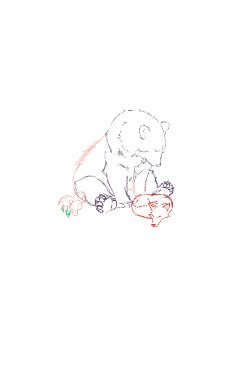 Bear x Fox