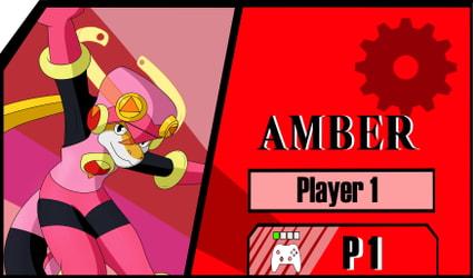 [Smash Ych] Amber the Shark