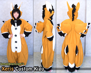 Xeris Custom Kigu