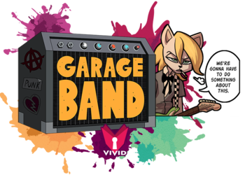Vivid: Garage Band