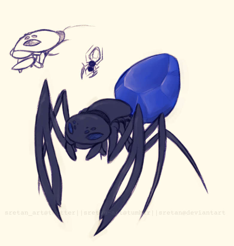 Tavra, but she's a spider