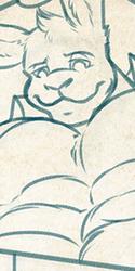 Sketch Stream Commission: Crux