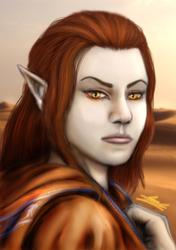 Jadia Portrait
