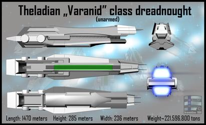 Varanid class dreadnought