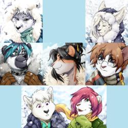 Winter Icons 2013