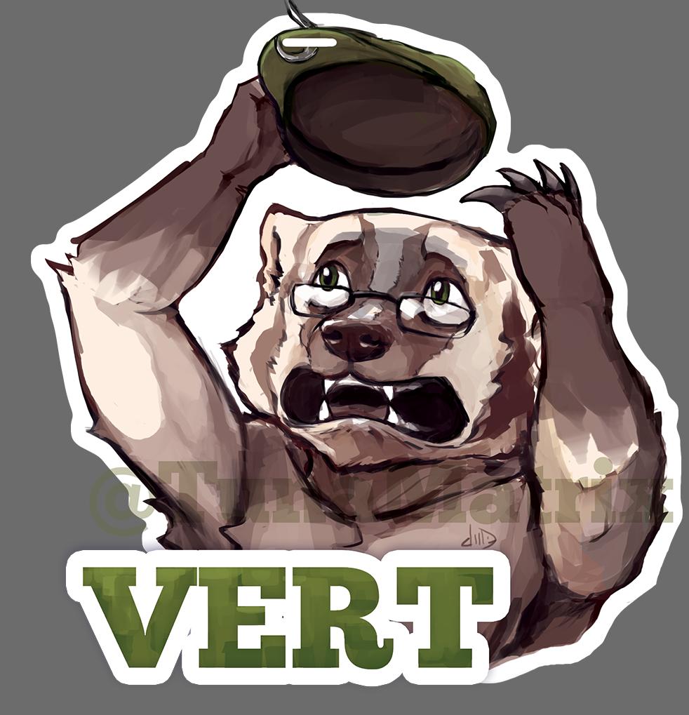 Most recent image: Vert - Digital