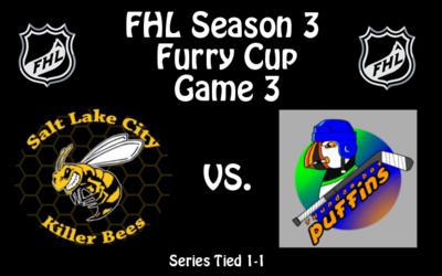 FHL SEASON 3 FURRY CUP GAME 3