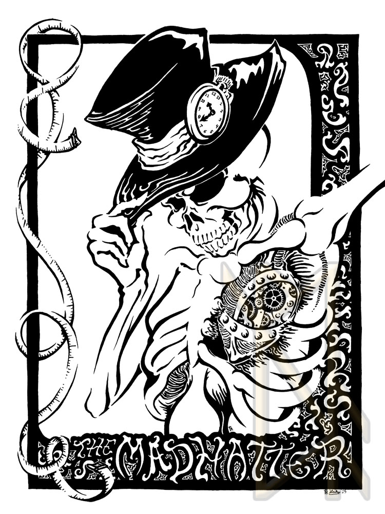 Most recent image: The Mad Hatter