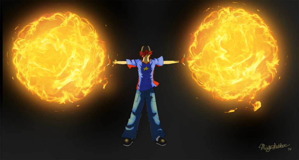 Twin Blaze