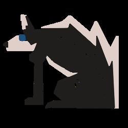 Monster Hunter icon - Hoosk (Dirty)