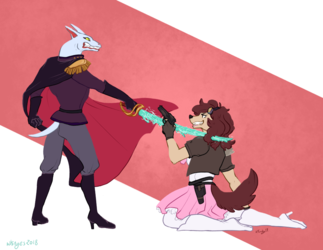 [Flats] Sweetheart and General Gyves