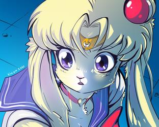 Sailor Moon redraw 2