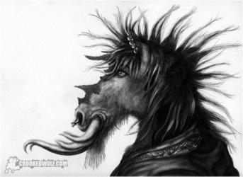 Equine Acolyte
