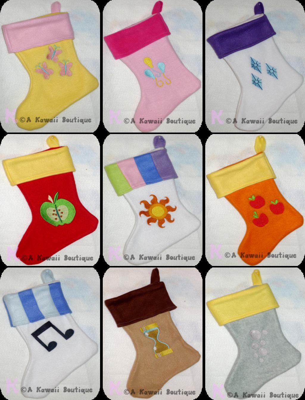 My Little Pony Stockings