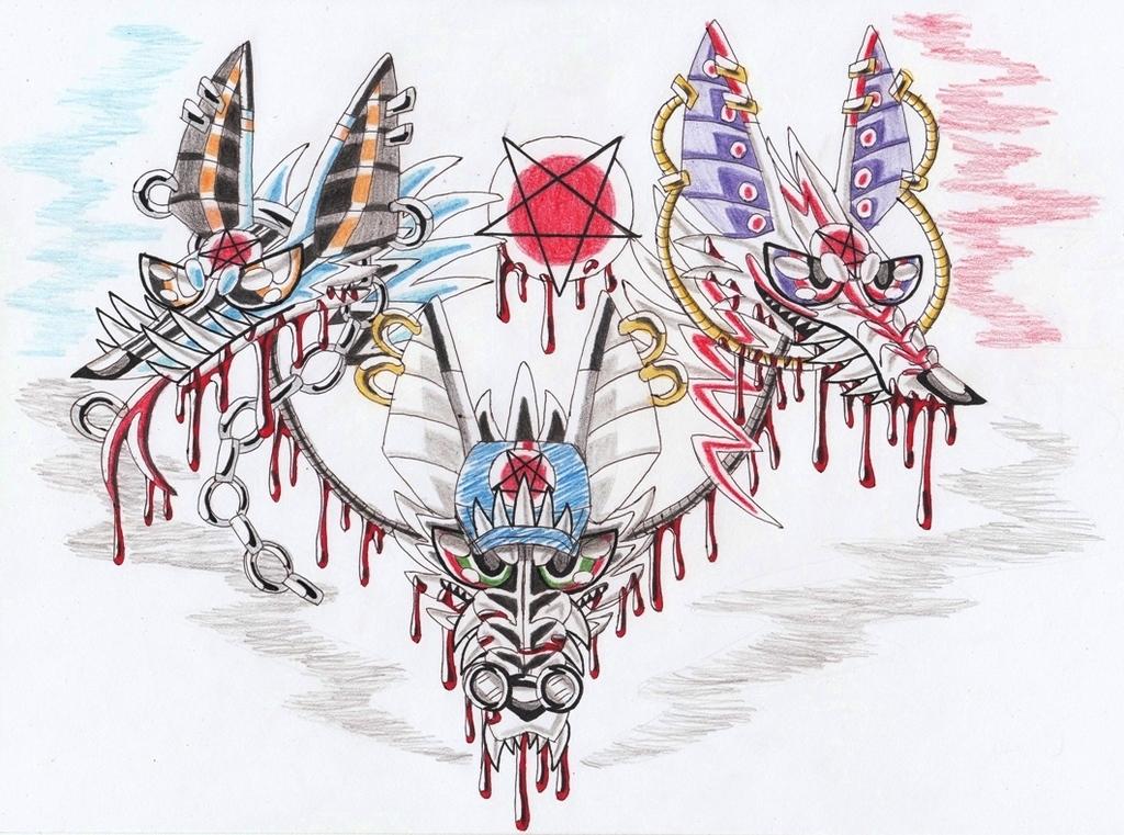 Hell trio