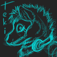 Scribble icon