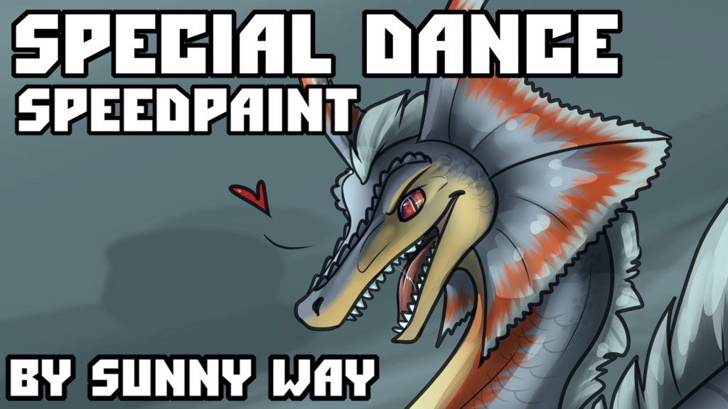 Special dance - Speedpaint