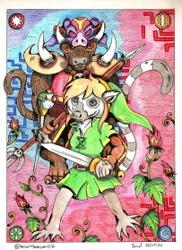 [Fantasy Lemurs] The Legend of the lemur