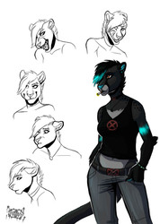 kat sketch page