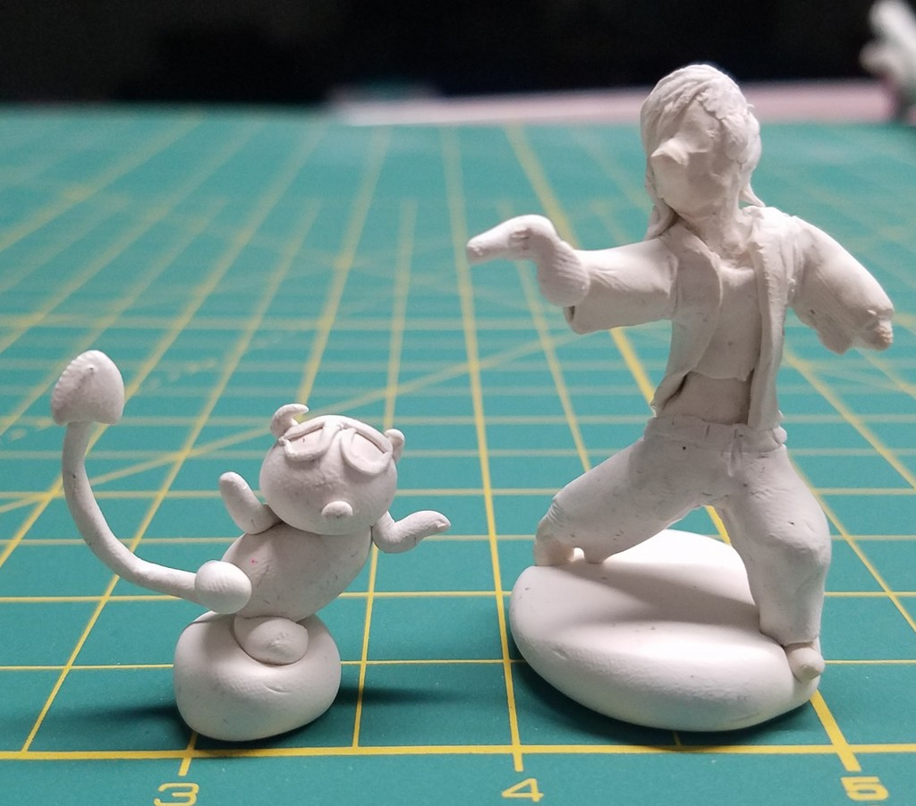 [Cr] Donna and Misfire Sculpt