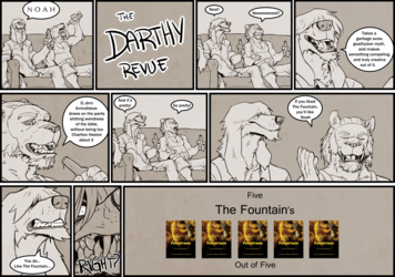 The Darthy Revue 2 - Noah