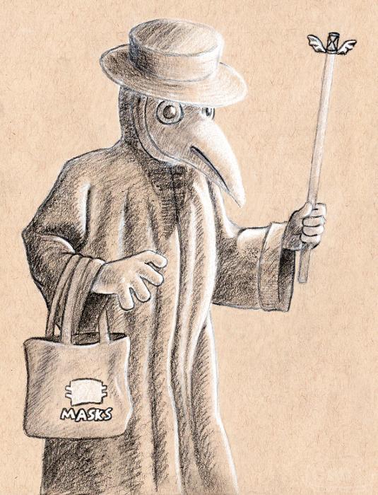 The Plague Doc