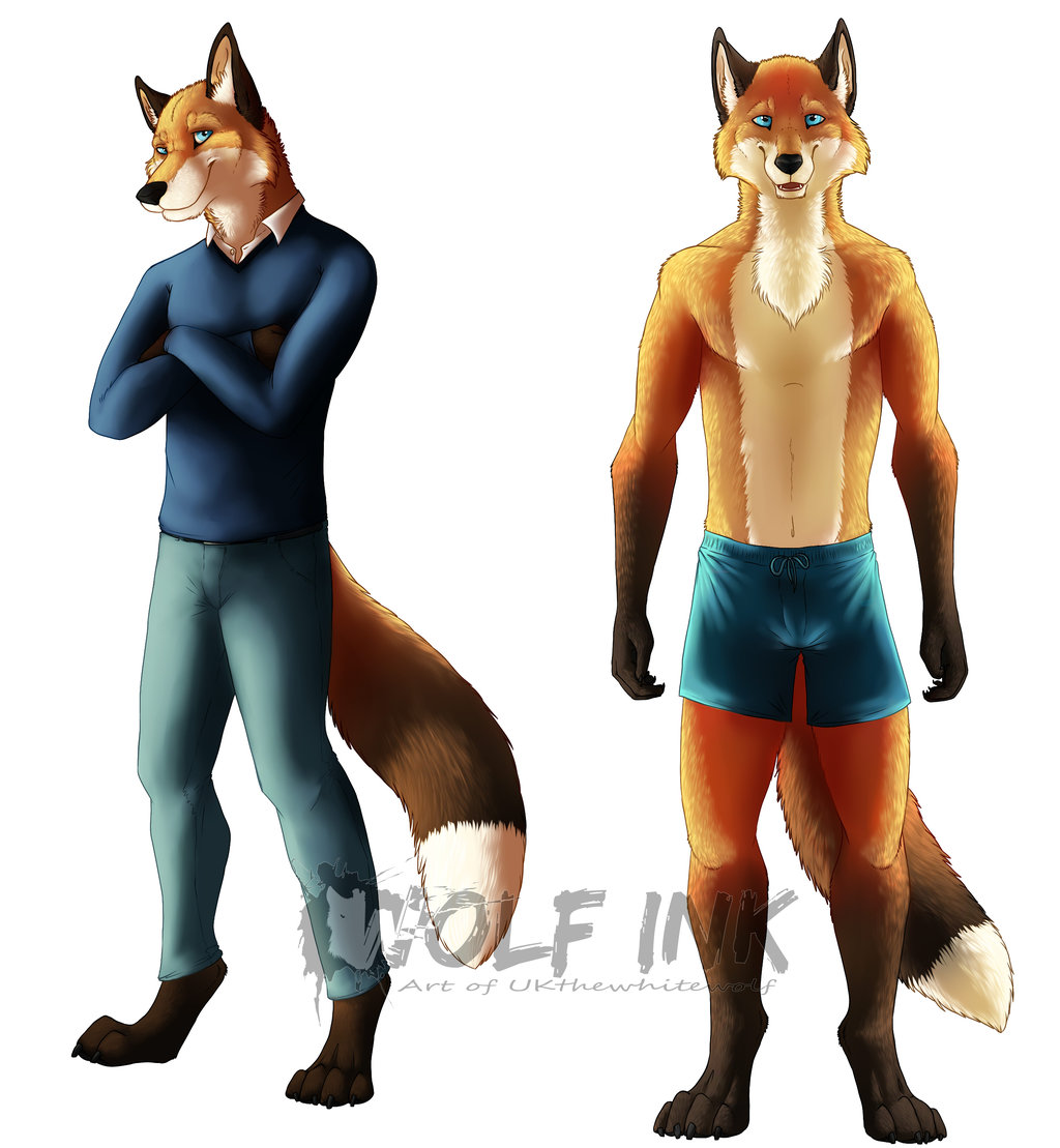 Sparky Fox commissions