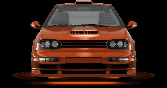 Volkswagen golf shot 2