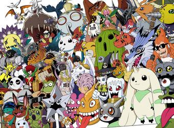 Digimon Collective