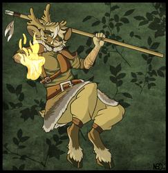 Whacking Stick