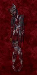 [Commission] School Femboy Zombie Sangre