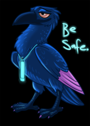 Keep calm, and be safe