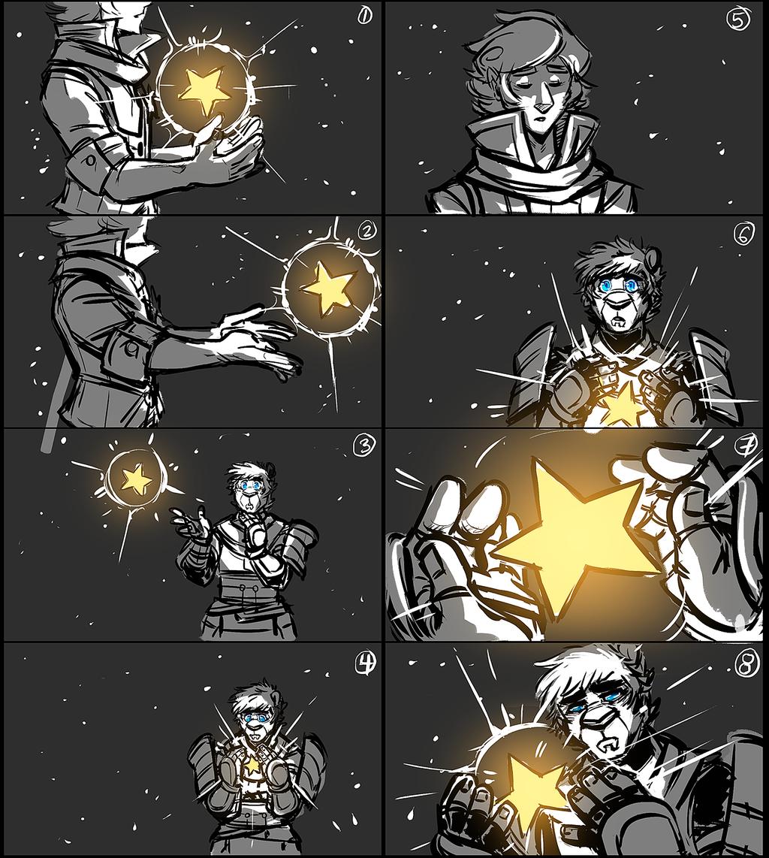 Storyboard: Stars of Destiny