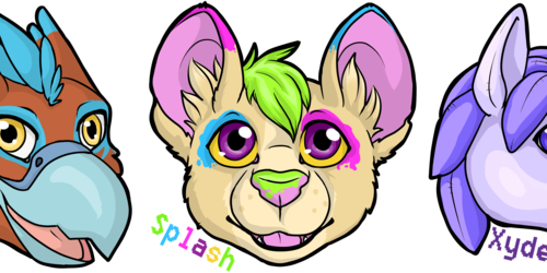$15 Badge Commissions