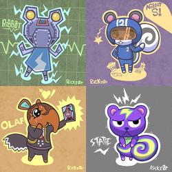 Animal Crossing Month: Days 21-24