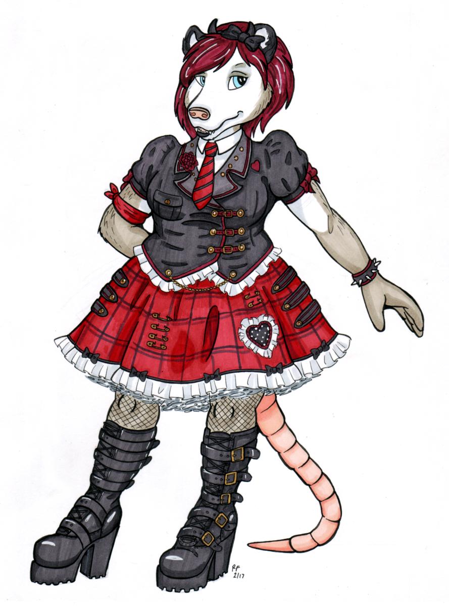 Punk Loli Lucy <3