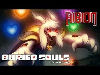 BURIED SOULS / Undertale album trailer