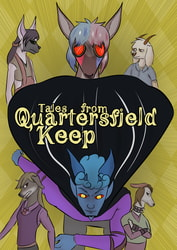Tales From Quartersfield Keep Volume 3 Cover