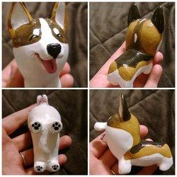 Corgi designer toy