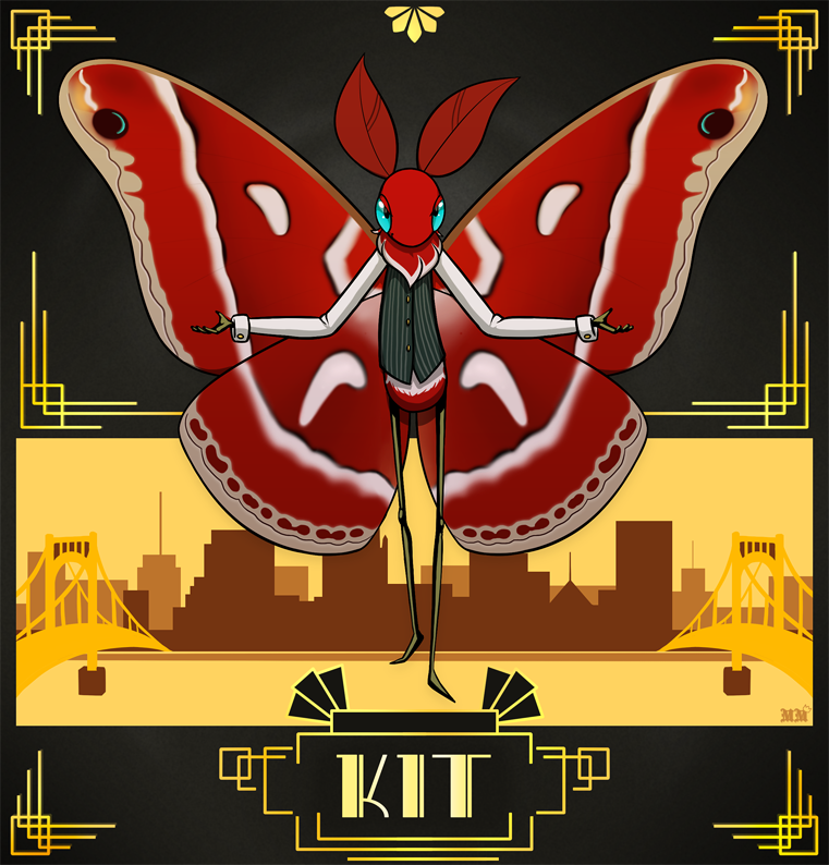 Kit Art Deco Bugify