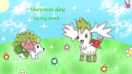 Shaymin day